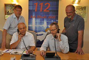 Telefonaktion Landkreis Leer gegen den Herzinfarkt